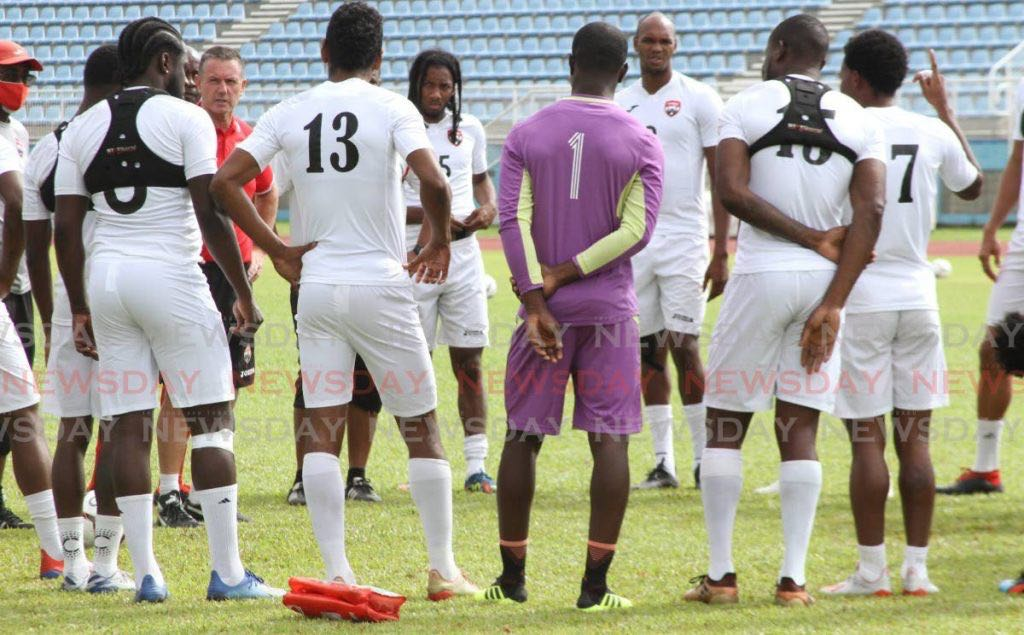 T&T player tested positive before Guyana showdown.
