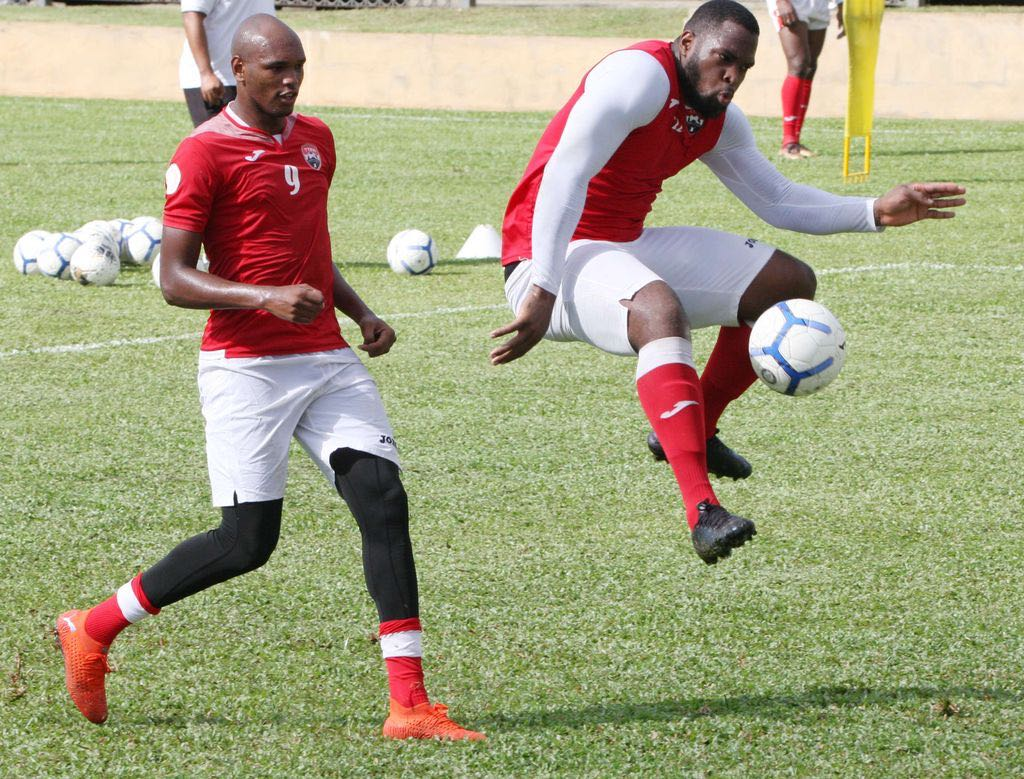 Soca Warriors to play 2 matches in Tobago weekend.