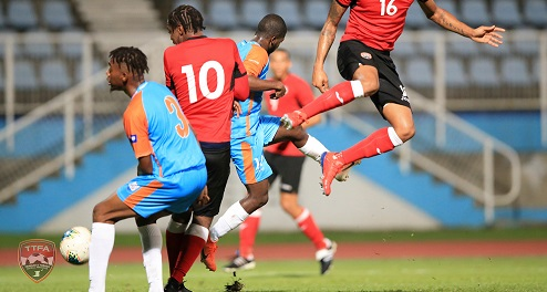 Joseph nets five as T&T dominates Anguilla in 15-0 win.