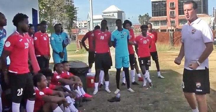 Fenwick targets Florida camp ahead of WC qualifiers.