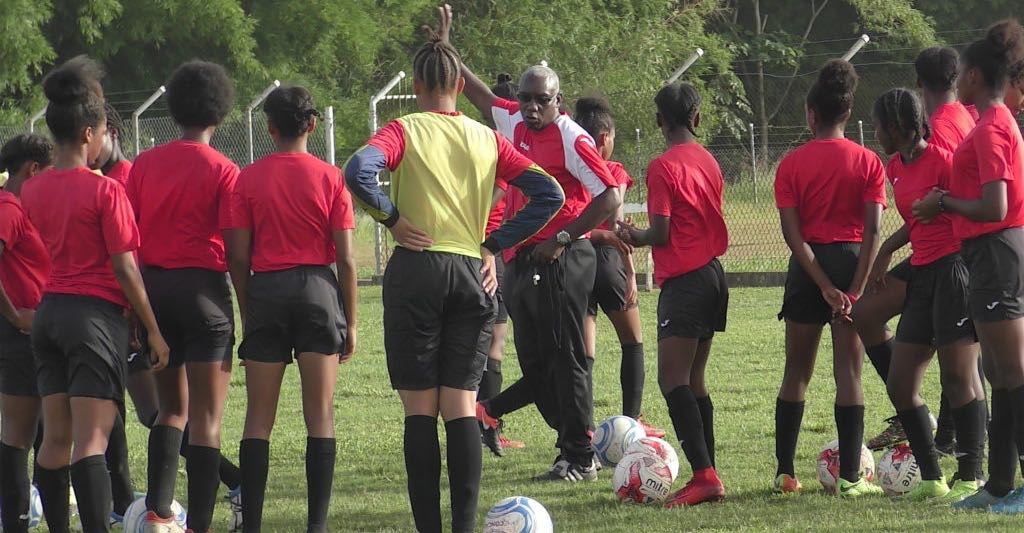 T&T U-15 girls hurt after missing CONCACAF tourney.