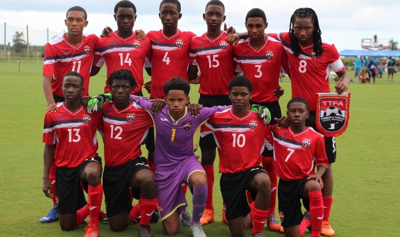 Under 15 Boys sharepoint with Barbados.
