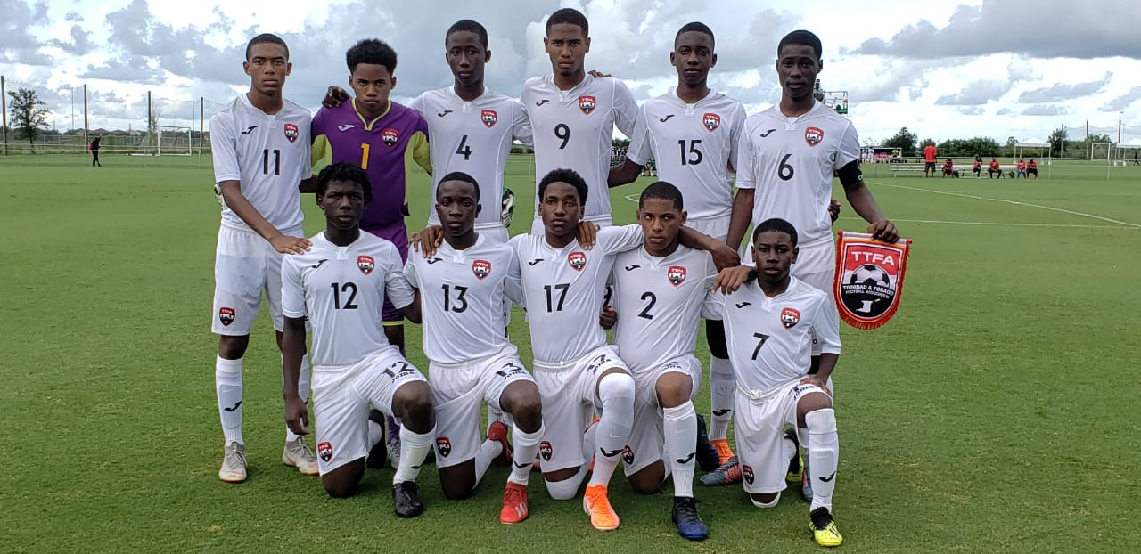Fevrier pleased as U-15s finish third in Group.