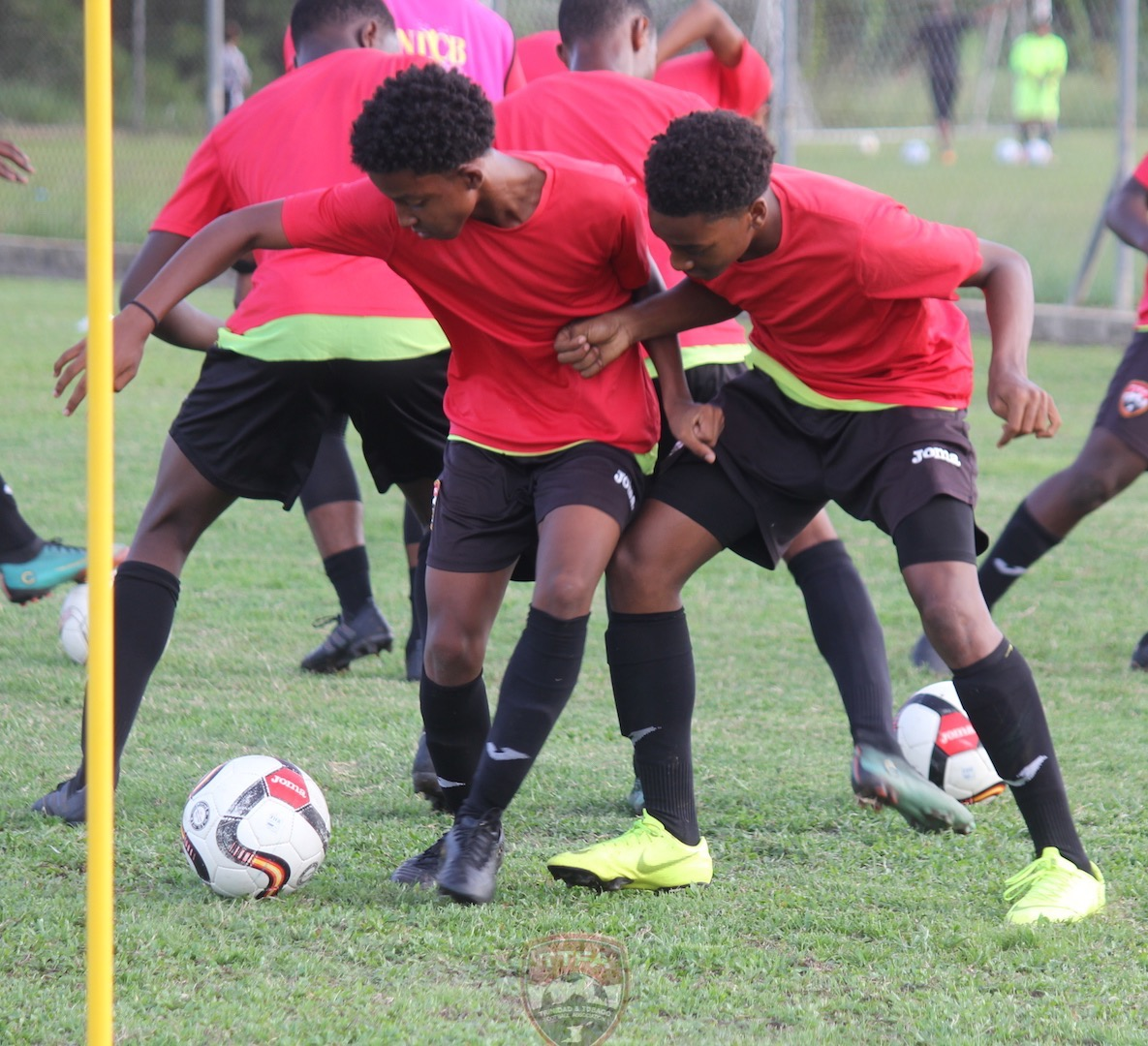 T&T Youth football teams countdown to Invitational tournament.