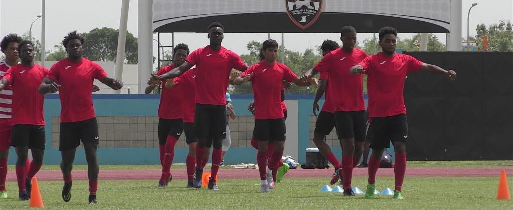Under 20 Men prepare for Concacaf qualifiers.