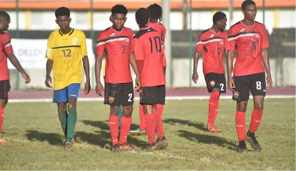 U-20 Men pull off 3-1 win over French Guiana on Rochford double.