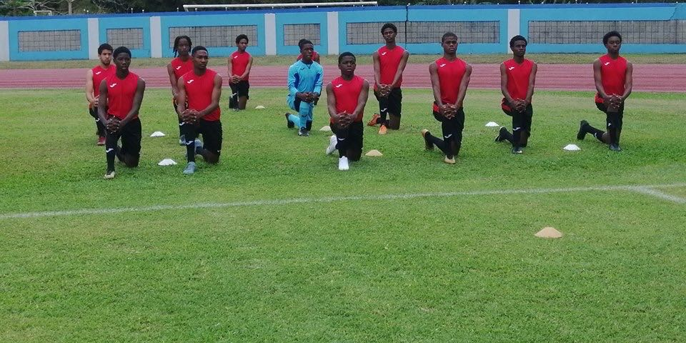 Youth footballers could sit CSEC in US.
