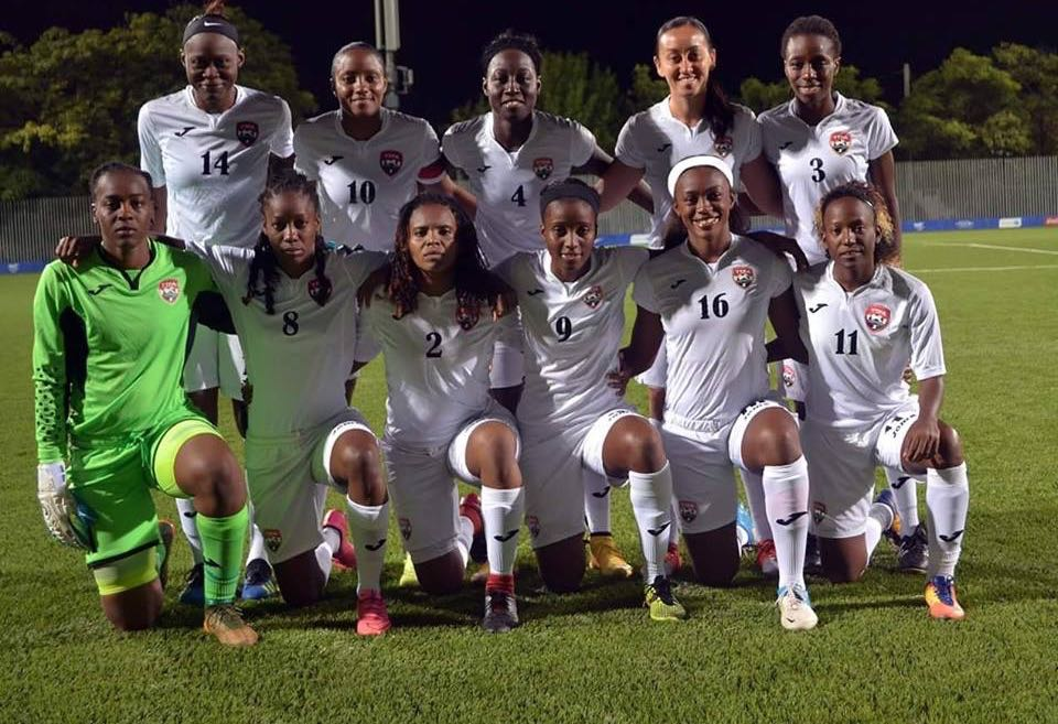T&T Women into CAC Games semi-finals.