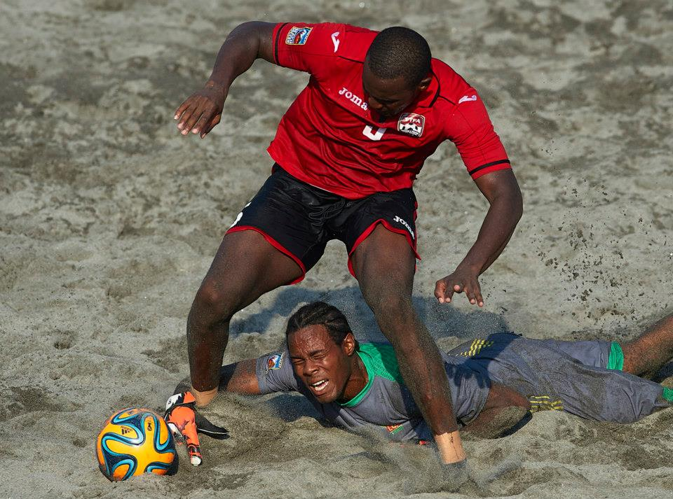 T&T beach soccer men finish 7th.