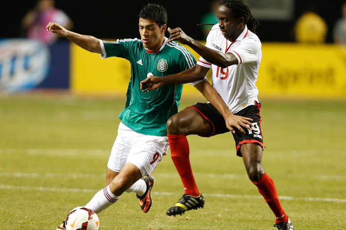 Fighting 'Warriors' exit Gold Cup after slim loss to Mexico.