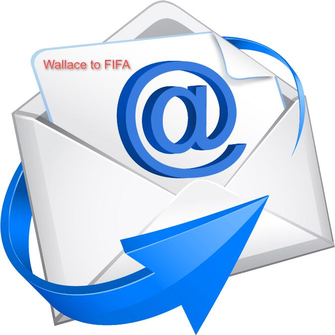 Wallace emails Fifa members for support from 'oppressive' leadership; Hadad slams 'misinformation'