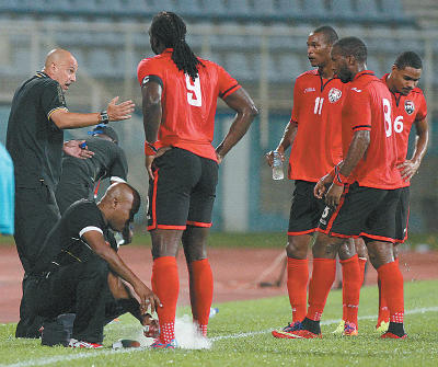 T&T players want Hart back.