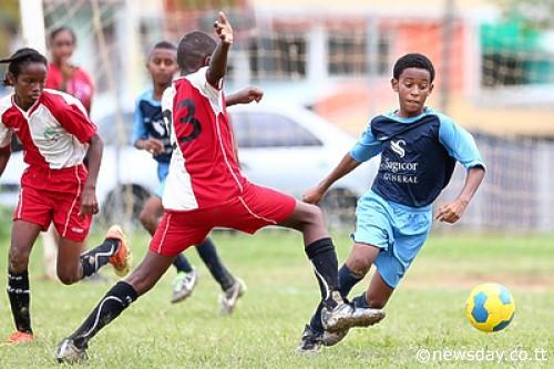 Jabloteh dominate at Republic Youth League.