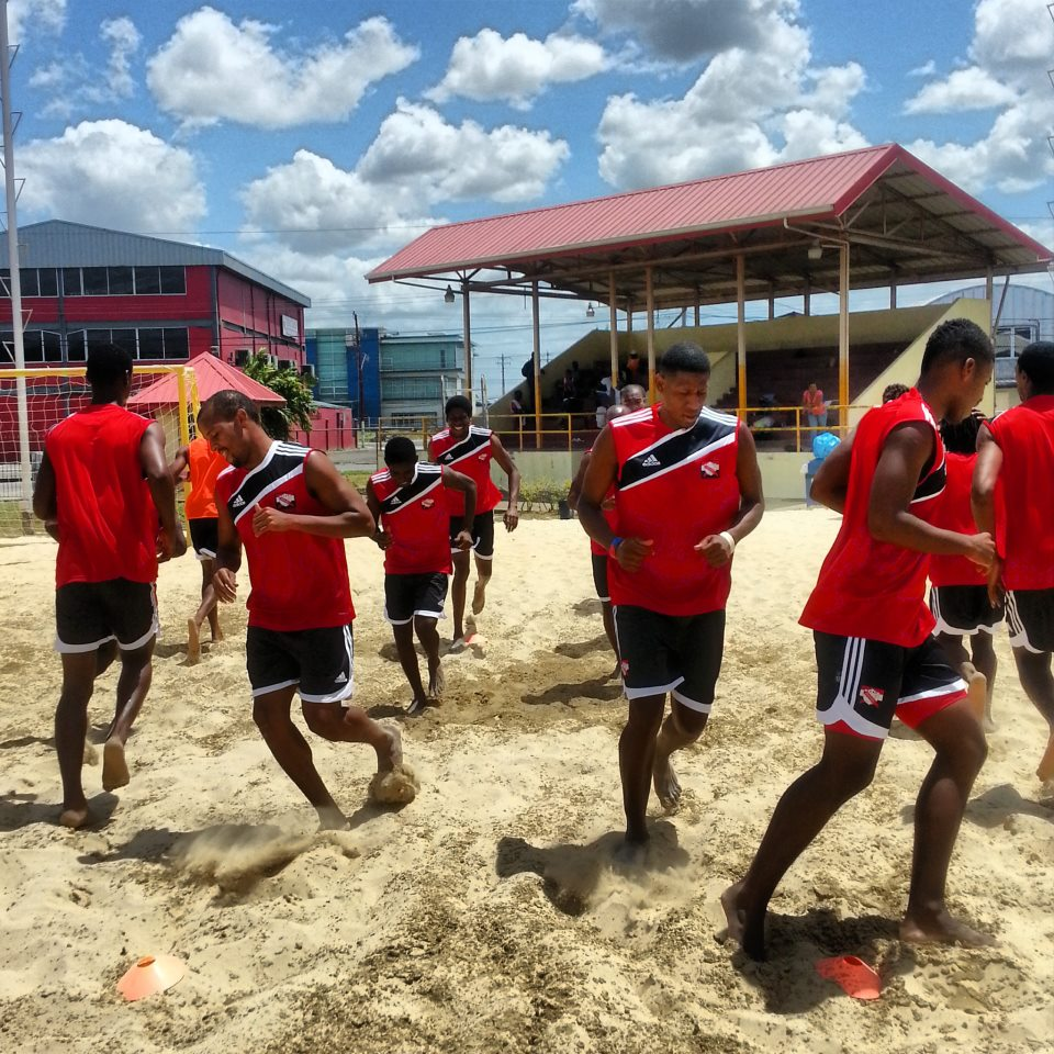 T&T to participate at CONCACAF beach soccer championship.