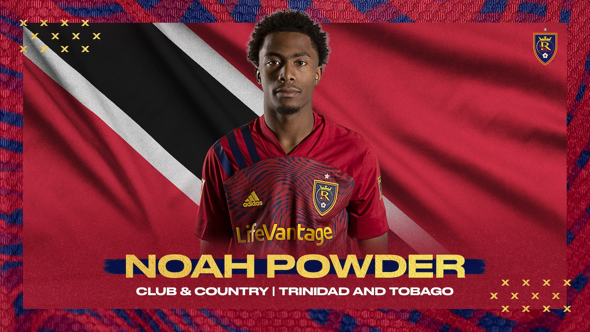 Noah Powder receives first call to Trinidad and Tobago National Team