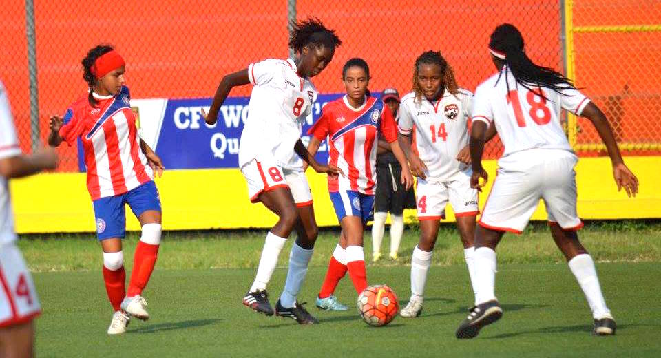 T&T Women's U-20 vs Puerto Rico Women's U-20