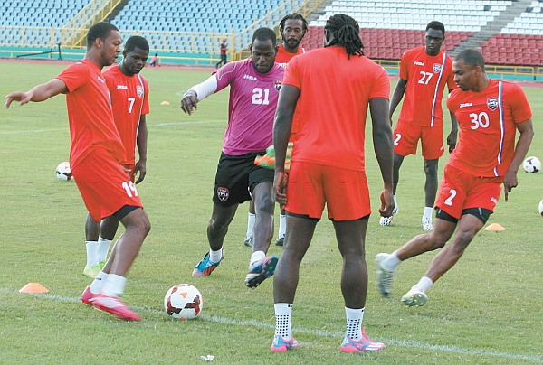 T&T announces preliminary 34-man Gold Cup squad.