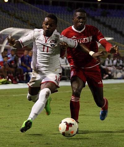 Five T&T U-20s set for Europe; but Central braces for tug-of-war over Levi