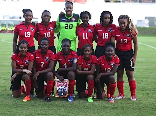U-17 Women clinch third place.