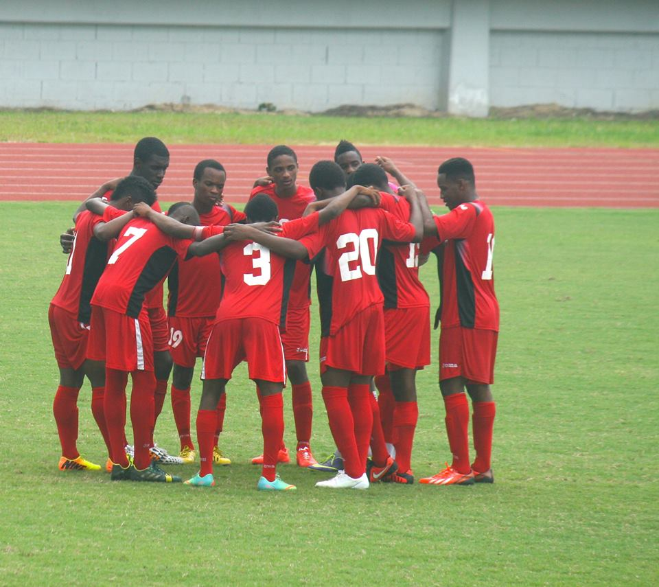 U-23s opener with St Vincent set for Saturday.